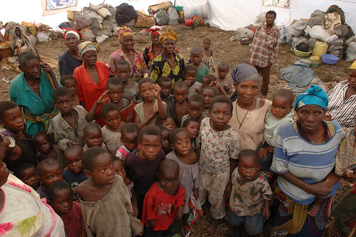 children armed conflict photo